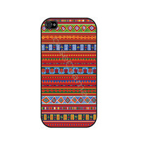 Aztec Pattern iPhone 4 iPhone 4 case iPhone 4S case by caseOrama