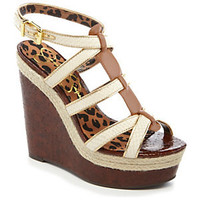 Jessica Simpson Ginny Espadrille Wedges