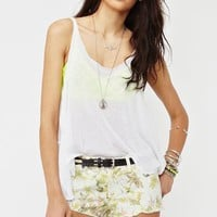 Romance Cutoff Shorts in What's New at Nasty Gal
