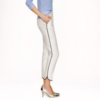 Collection café capri in organza - pants - Women's new arrivals - J.Crew