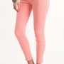 Bullhead Coral Polka Dot Ankle Skinniest Jeans at PacSun.com