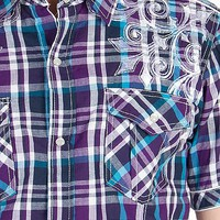 Pila Design Plaid Shirt - Men&#x27;s Shirts/Tops | Buckle