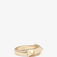 Pyramid Stud Ring