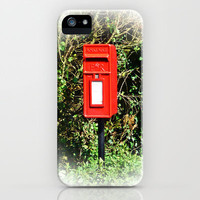 Royal mail iPhone & iPod Case by Shalisa Photography