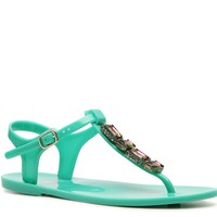 Shop  BCBG Paris Benie Flat Sandal Larger View