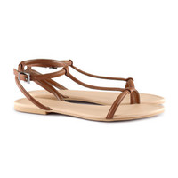 Sandals - from H&amp;M