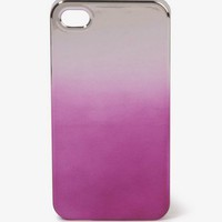 Ombre Metallic Phone Case | FOREVER 21 - 1031556794