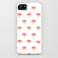 Donuto - Strawberry Topping iPhone &amp; iPod Case by Strange Design