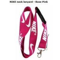 Pink Lanyard Keychain Holder Nike:Amazon:Toys &amp; Games