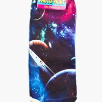 Space Cadet Ankle Socks