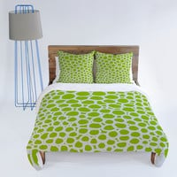 DENY Designs Home Accessories | Paula Ogier Seafoam Green Duvet Cover