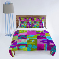 DENY Designs Home Accessories | Paula Ogier Sweet Air Duvet Cover
