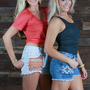 High Tide Tribal Shorts