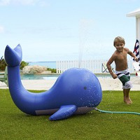 Whale Sprinkler