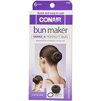 Conair Bun Maker 6 Pc. Kit Ulta.com - Cosmetics, Fragrance, Salon and Beauty Gifts