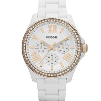 Fossil Cecile Watch - Women&#x27;s Watches | Buckle