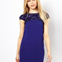French Connection Fresh As A Daisy Dress at asos.com