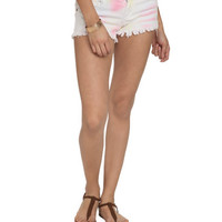 Tutti Frutti Fray Short | Shop Shorts at Wet Seal