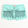 Roxy Carnival Embellished Shorts at PacSun.com