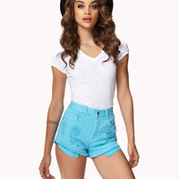 Womens shorts, high waist shorts, short shorts and jeans shorts | shop online | Forever 21 -  2027706275