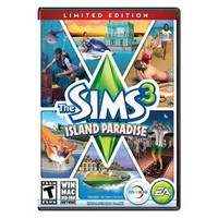 PC Game Sims 3:Island Paradise