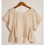Chiffon Doll Top