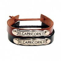 Leather Horoscope Bracelets - Jewelry | GYPSY WARRIOR