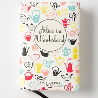 Mr. Boddington's Penguin Classics, Alice in Wonderland