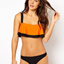 ASOS Colour Block Bikini at asos.com
