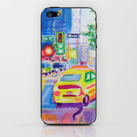 Wall Centre From Nelson And Burrard iPhone &amp; iPod Skin by Morgan Ralston
