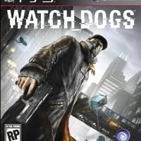 Amazon.com: Watch Dogs: Playstation 3: Video Games