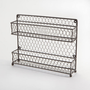 Two-Tier Wire Spice Rack