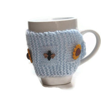 Sunflower Tea Coffee Mug Cosy