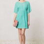 Anthropologie - Minted Tathata Dress