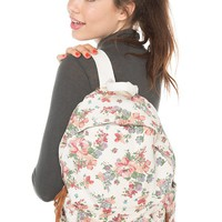 Brandy ♥ Melville |  Floral Backpack - Backpacks - Bags - Accessories