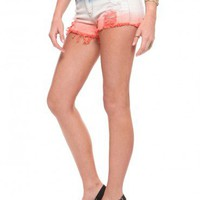 Santa Monica Cutoff Shorts - Bottoms - Clothes | GYPSY WARRIOR