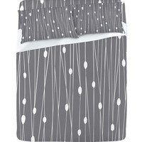 DENY Designs Home Accessories | Heather Dutton Gray Entangled Sheet Set