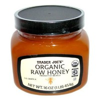 Trader Joe&#x27;s Organic &amp; Fair Trade Raw Honey: Amazon.com: Grocery &amp; Gourmet Food