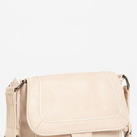 POVERTY FLATS by rian Piped Crossbody Bag | Nordstrom