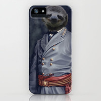General Sloth iPhone &amp; iPod Case by Chrissy