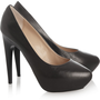 Giuseppe Zanotti Leather pumps  50% at THE OUTNET.COM