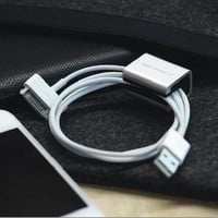 AluCube Mini Cable | The Gadget Flow