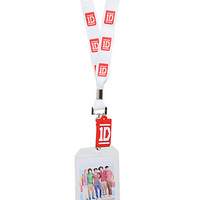 One Direction 1D Group Lanyard | Hot Topic