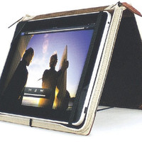 Book Book Case for New iPad2/3/4