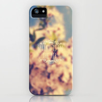 Spring Is In The Air iPhone & iPod Case by Josrick