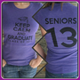 Purple Graduation T-Shirt -- Class of 2013