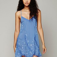 Free People Viscose Voile Slip