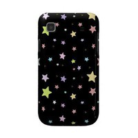 Cute Colorful Star Design Samsung Galaxy Case from Zazzle.com