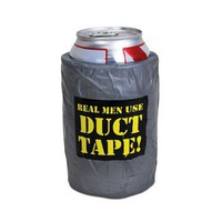 Duct Tape Drink Kooler - Whimsical & Unique Gift Ideas for the Coolest Gift Givers