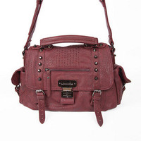 Buckled Down Bag $50